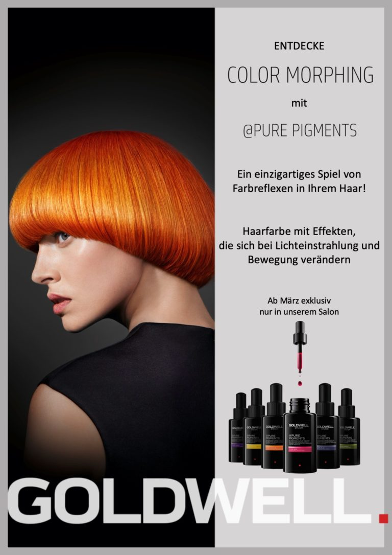 Goldwell Colormorphing Pure Pigments