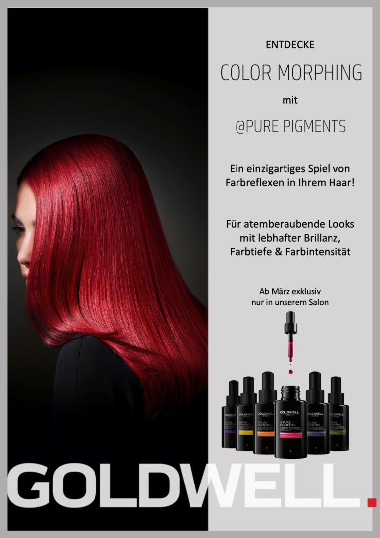Goldwell Colormorphing Pure Pigments red