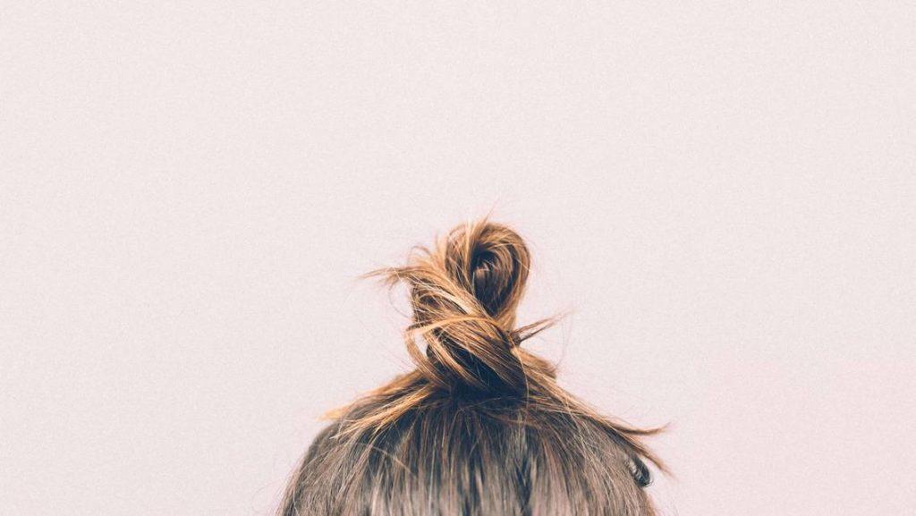 Beispiel Bild für Haare mit Spliss