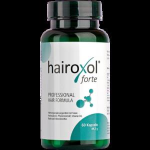 Platz 3: Hairoxol Forte