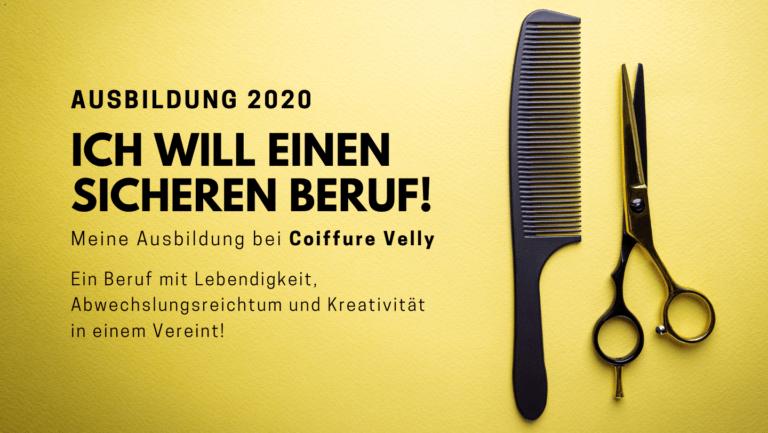 Ausbildung bei Coiffure Velly (2020)