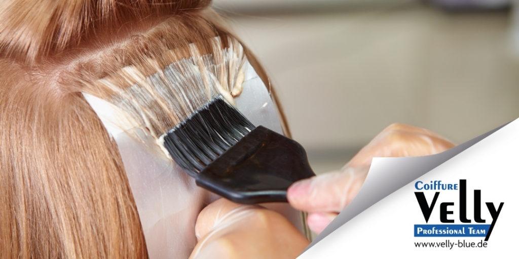 Wie oft zum Friseur beim Färben und Tönen?