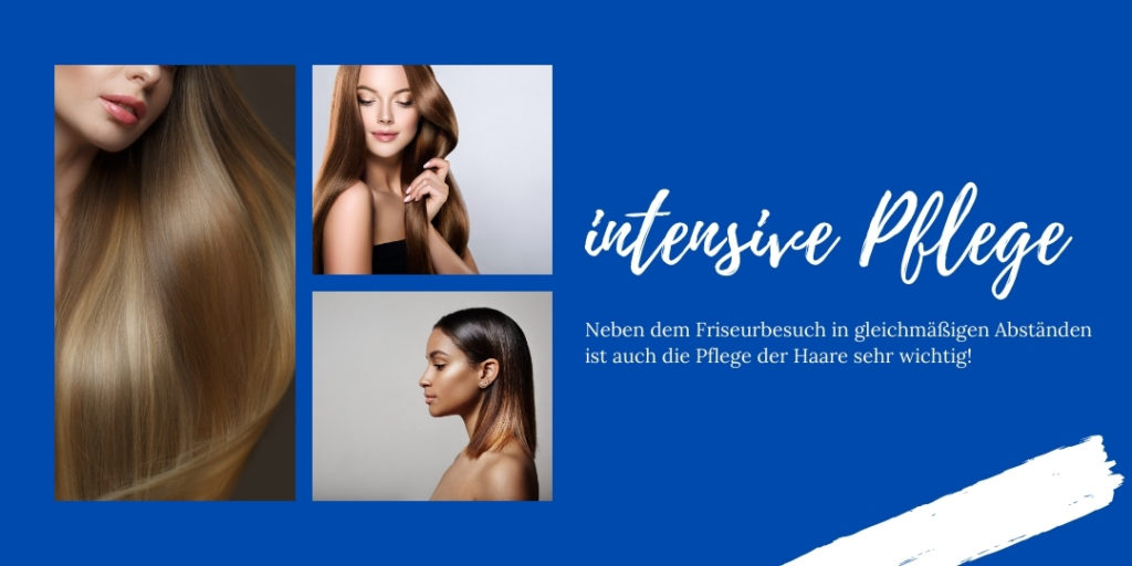 Gesunde Haare: intensive Pflege als Ergänzung des Friseurtermins