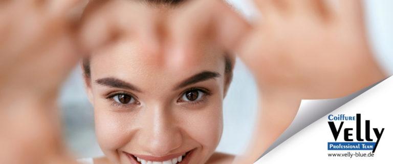 Passende Frisur durch Bestimmung der Gesichtsform