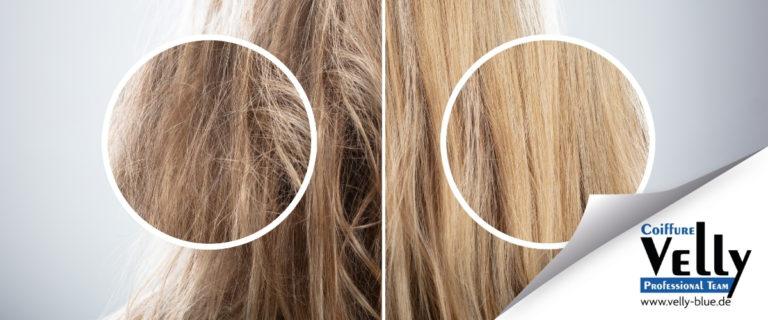 Die eigene Haarstruktur berücksichtigen