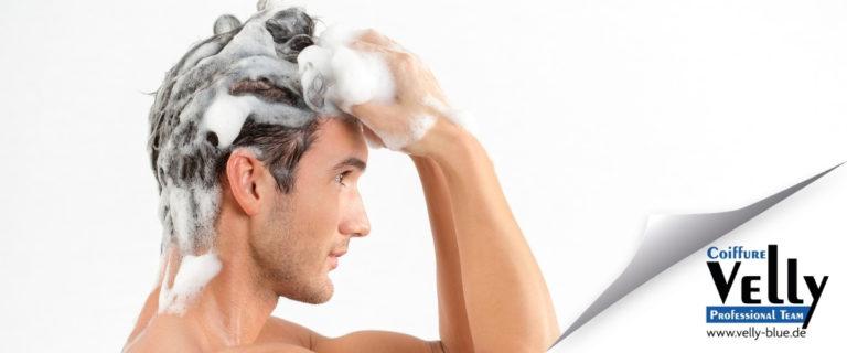 Haarpflege für Herren: passendes Shampoo für pflegebewusste Männer